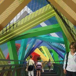 Paphos Pedestrian Bridge