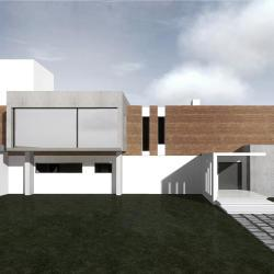 Architectural Design For A Luxury 5 Bedroom Villa